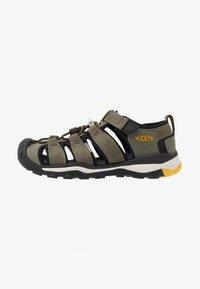 Keen - NEWPORT NEO H2 - Walking sandals - dusty olive/sulphur - 1