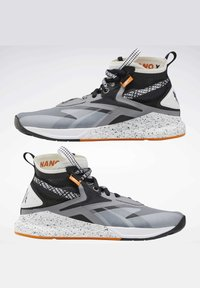 Reebok - NANO X UNKNOWN SHOES - High-top trainers - grey - 11