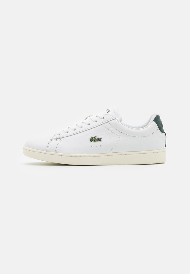 CARNABY EVO - Baskets basses - white/dark green