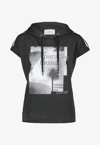 Cartoon - Print T-shirt - schwarz/grau - 3