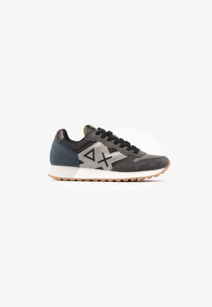 Z41112/ 1134 - Sneakers laag - black