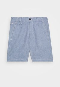 G-Star - VETAR CHINO SHORT - Shorts - dark indigo duos rinsed - 3