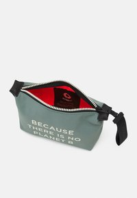 Ecoalf - VANITY CASE MESSAGE - Kosmetická taška - sage - 2
