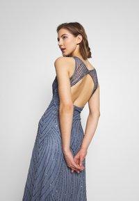 Lace & Beads - RALAH - Suknia balowa - dusty blue - 3
