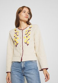 DAY Birger et Mikkelsen - ROSE - Cardigan - ivory - 3