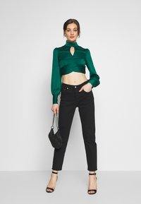 Glamorous - Blouse - forest green - 1