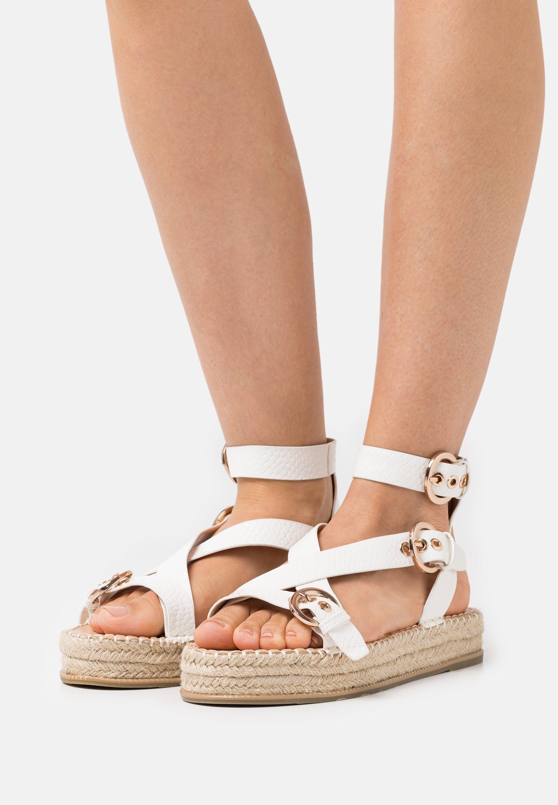 Women WIDE FIT KOENA - Platform sandals
