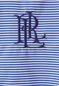 Lauren Ralph Lauren Petite - KOTTA LONG SLEEVE - Blouse - blue/white multi - 2