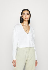 KENDALL + KYLIE - Cardigan - white - 0