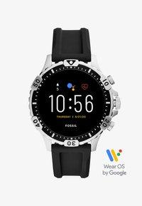 Fossil Smartwatches - GARRETT - Smartwatch - black - 0