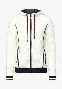 Cecil - Zip-up hoodie - weiß - 3