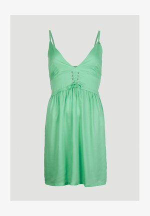Day dress - pretty green