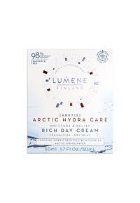 Lumene - ARCTIC HYDRA CARE [ARKTIS] MOISTURE & RELIEF RICH DAY CREAM  - Face cream - - - 1