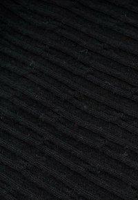 Dalle Piane Cashmere - Scarf - nero - 4