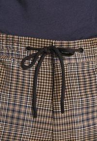Topman - HERITAGE - Trousers - brown - 5