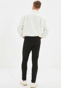 Trendyol - Jean slim - black - 2