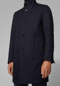 BOSS - SHANTY - Halflange jas - dark blue - 3