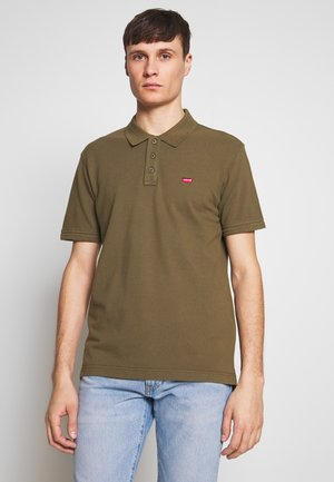 HOUSEMARK - Poloshirts - olive night
