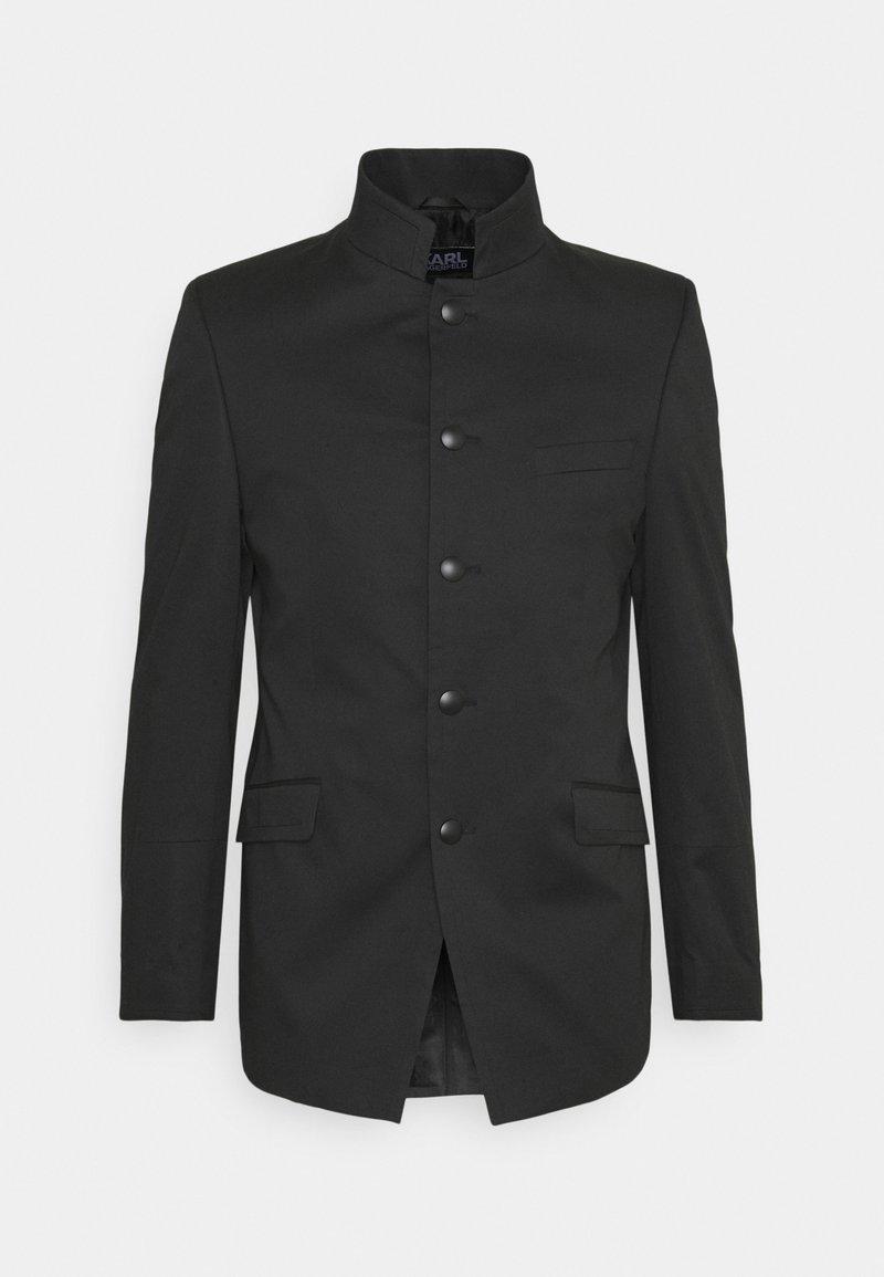 KARL LAGERFELD - Blazer jacket - black