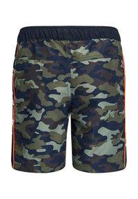 WE Fashion - Shorts - army green - 3
