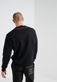 Versace Jeans Couture - EMBELLISHED - Sweatshirt - nero - 2