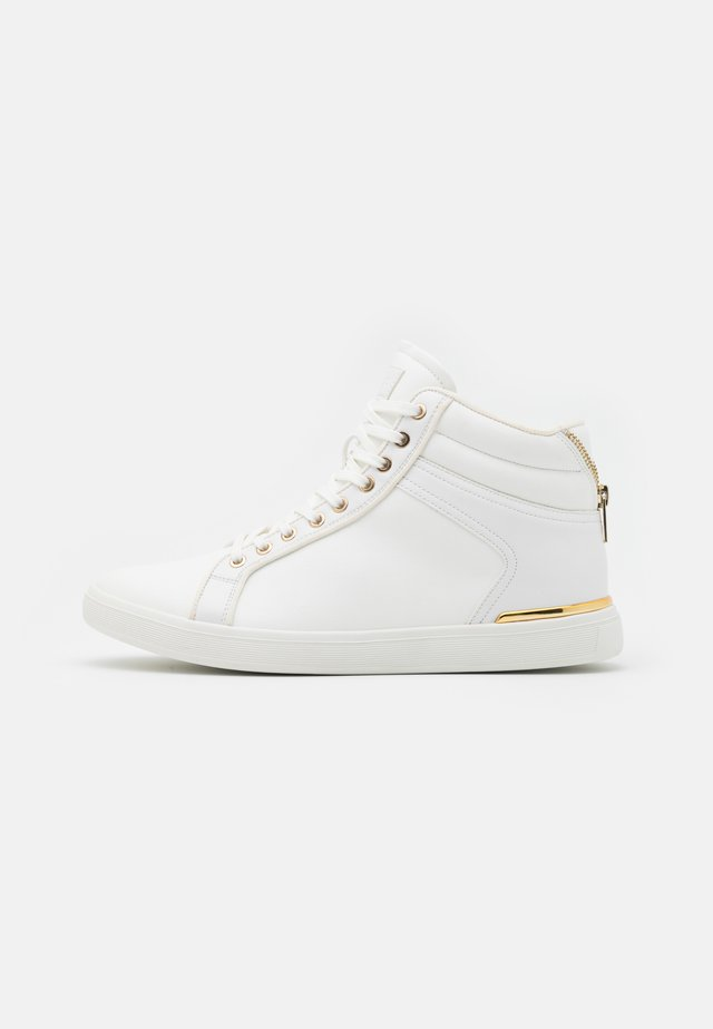 DERUULO - High-top trainers - white