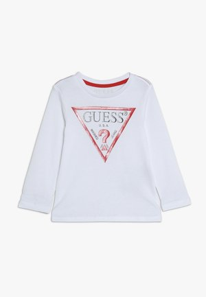 TODDLER CORE - Longsleeve - true white