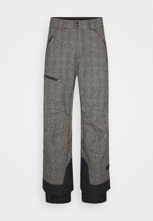 Snow pants - white/black
