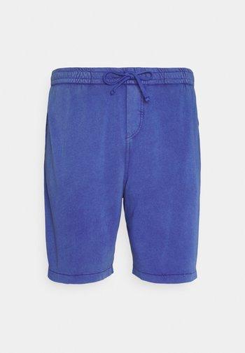 TERRY - Shorts - bright navy