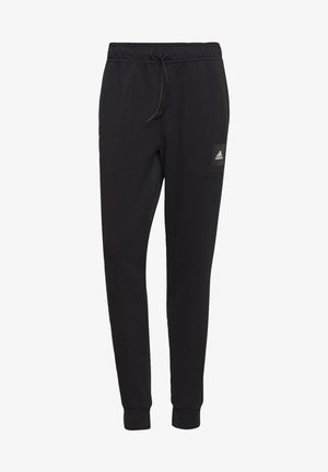 MUST HAVES STADIUM TRACKSUIT BOTTOMS - Tracksuit bottoms - black