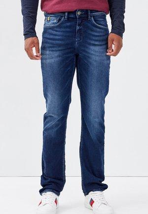 Jeans a sigaretta - denim blue black