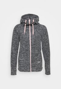 Roxy - ELECT FEELIN - Fleece jacket - anthracite - 4