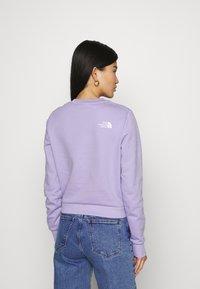 The North Face - ZUMU CREW - Sweatshirt - sweet lavender - 2