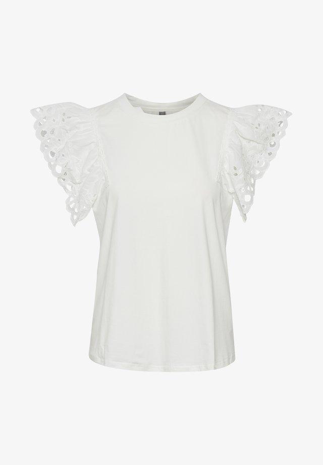 TAGEA - T-shirt print - spring gardenia