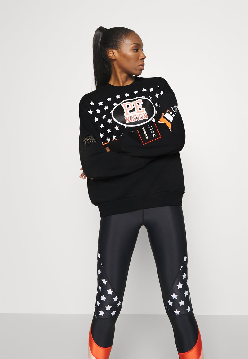 P.E Nation - OFF SIDE  - Sweatshirt - black