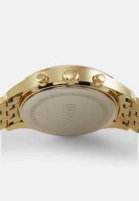 BOSS - ASSOCIATE - Chronograph watch - gold-coloured/blue - 2