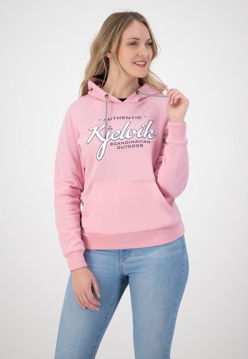 Kjelvik - Sweatshirt - rose