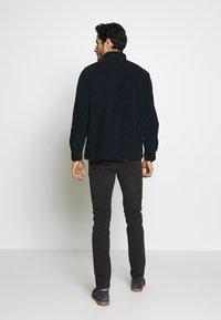 Burton Menswear London - CHUNKY  - Skjorta - navy - 2