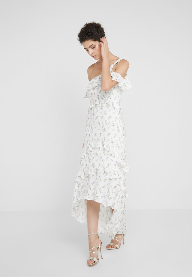 JOANNA DRESS - Maxi dress - off-white/multi-coloured