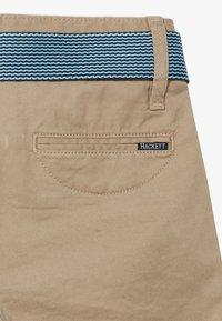 Hackett London - BELT - Shorts - desert - 2