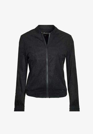 LESLEY - Bomber Jacket - black