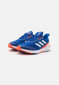 adidas Performance - EQ21 RUN UNISEX - Neutral running shoes - team royal blue/footwear white/solar red - 1