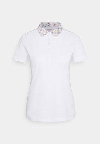 MALVERN  - Polo shirt - white