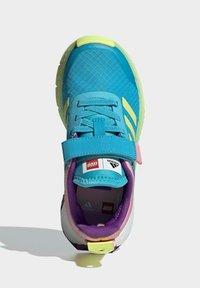 adidas Performance - X LEGO®  - Scarpe da corsa stabili - turquoise - 3