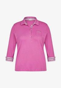 Rabe 1920 - Polo shirt - pink - 0