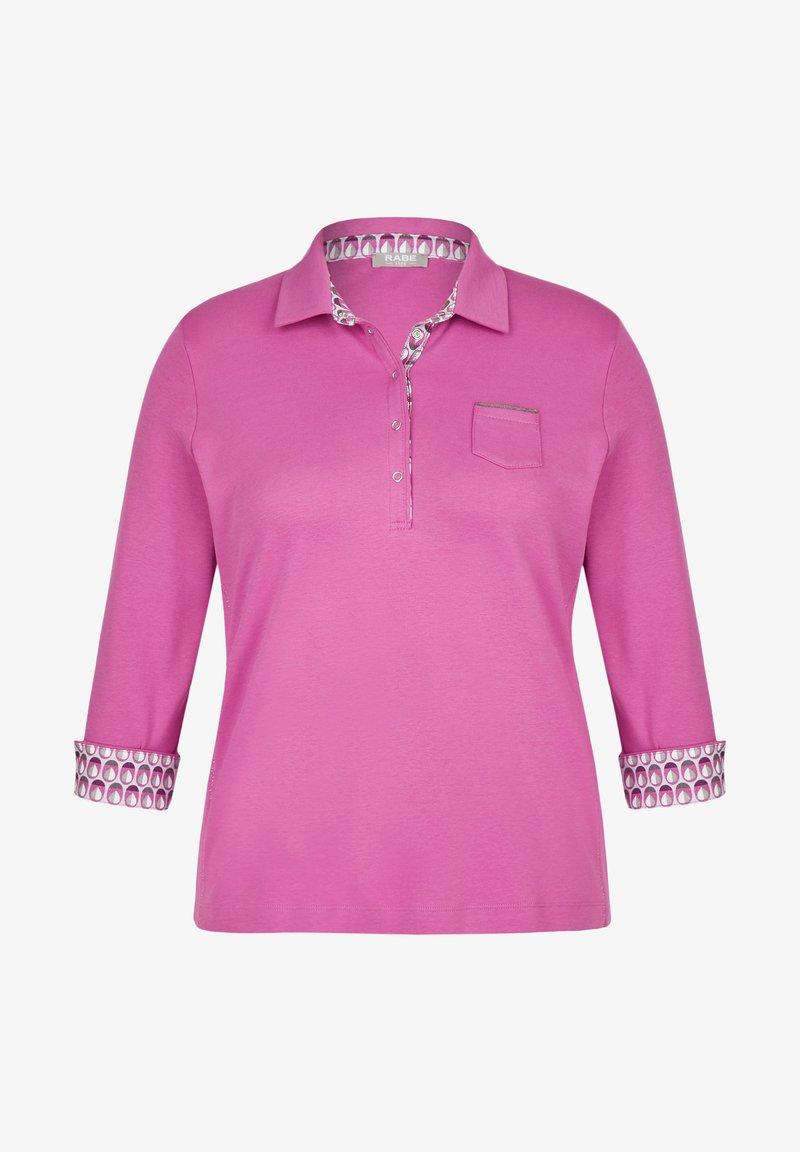 Rabe 1920 - Polo shirt - pink