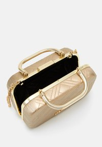 Love Moschino - EVENING BAG - Clutch - gold - 4