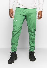 Salewa - AGNER - Trousers - myrtle - 0