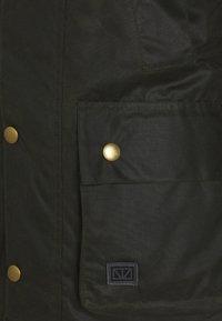 Brixtol Textiles - CURTIS - Chaqueta de entretiempo - olive - 2