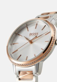 BOSS - SIGNATURE - Hodinky - silver-coloured/rose gold-coloured - 3